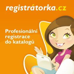 Registrace do katalogů